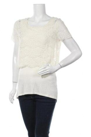 Γυναικεία μπλούζα Ellos, Μέγεθος M, Χρώμα Εκρού, Τιμή 5,52€