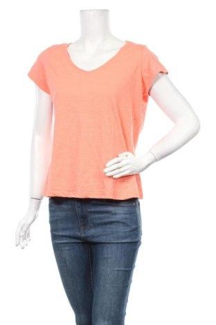 Дамска блуза Esmara, Размер M, Цвят Оранжев, Памук, Цена 13,65лв.