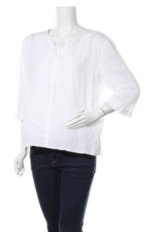 Дамска блуза Esprit, Размер S, Цвят Бял, Памук, Цена 14,28лв.