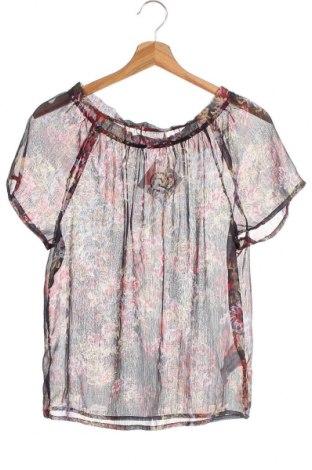 Дамска блуза Esprit, Размер XS, Цвят Многоцветен, Полиестер, Цена 2,00лв.