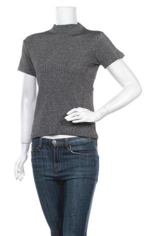 Γυναικεία μπλούζα Essentiel, Μέγεθος M, Χρώμα Γκρί, 65%ακρυλικό, 35% μεταλλικά νήματα, Τιμή 14,03€