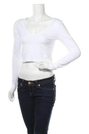 Дамска блуза Even&Odd, Размер M, Цвят Бял, 95% памук, 5% еластан, Цена 23,12лв.