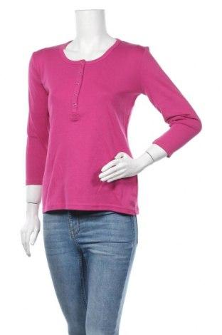 Γυναικεία μπλούζα Fabiani, Μέγεθος M, Χρώμα Ρόζ , Βαμβάκι, Τιμή 8,31€