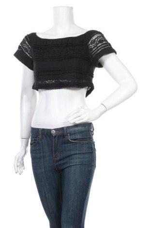 Γυναικεία μπλούζα Fashion Union, Μέγεθος M, Χρώμα Μαύρο, Πολυεστέρας, Τιμή 9,94€