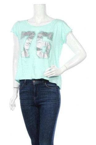 Γυναικεία μπλούζα Fishbone, Μέγεθος S, Χρώμα Μπλέ, Βαμβάκι, Τιμή 11,04€