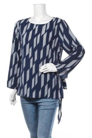 Дамска блуза Forcast, Размер XL, Цвят Син, Полиестер, Цена 28,35лв.