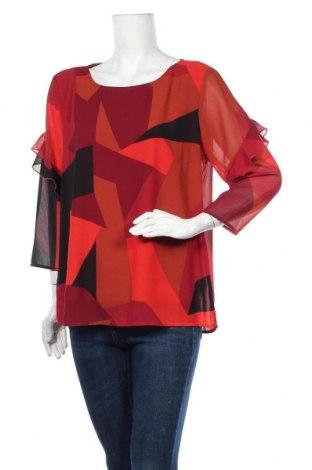 Дамска блуза Fransa, Размер L, Цвят Многоцветен, Полиестер, Цена 17,85лв.