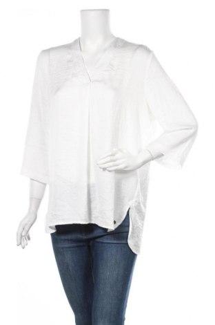 Γυναικεία μπλούζα Garcia, Μέγεθος L, Χρώμα Λευκό, Τιμή 8,18€