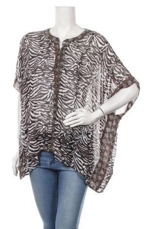 Γυναικεία μπλούζα Gina Laura, Μέγεθος M, Χρώμα Πολύχρωμο, 100% πολυεστέρας, Τιμή 3,86€