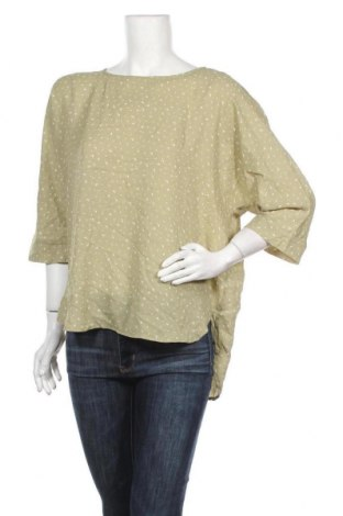 Дамска блуза Glassons, Размер L, Цвят Зелен, Полиестер, Цена 13,39лв.