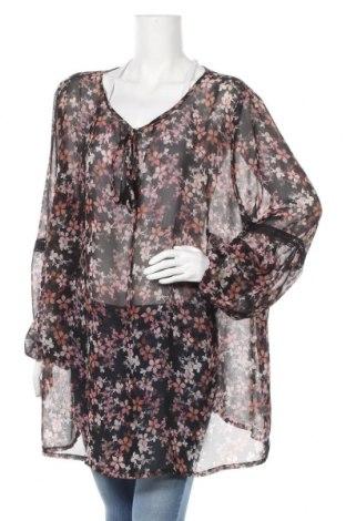 Γυναικεία μπλούζα Guido Maria Kretschmer, Μέγεθος 4XL, Χρώμα Πολύχρωμο, 85% πολυαμίδη, 15% ελαστάνη, Τιμή 11,58€