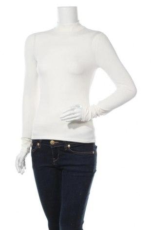 Γυναικεία μπλούζα H&M, Μέγεθος XS, Χρώμα Εκρού, 90% πολυεστέρας, 10% ελαστάνη, Τιμή 8,18€