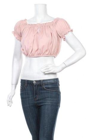 Γυναικεία μπλούζα H&M Divided, Μέγεθος L, Χρώμα Ρόζ , Τιμή 4,32€