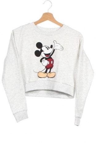 Γυναικεία μπλούζα H&M Divided, Μέγεθος XS, Χρώμα Γκρί, 82% βαμβάκι, 18% πολυεστέρας, Τιμή 10,21€