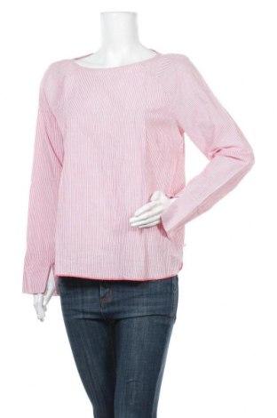 Дамска блуза H&M L.O.G.G., Размер XL, Цвят Червен, Памук, Цена 14,28лв.