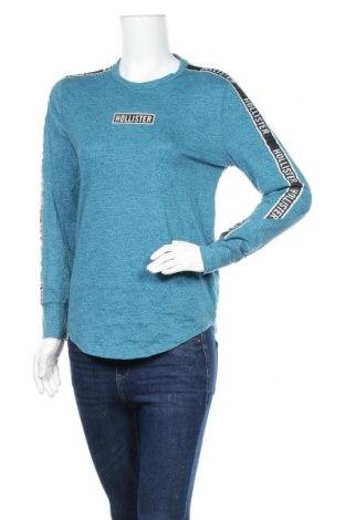 Γυναικεία μπλούζα Hollister, Μέγεθος XS, Χρώμα Πράσινο, Βαμβάκι, Τιμή 7,31€