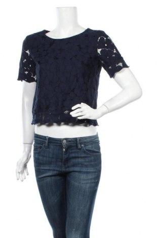 Γυναικεία μπλούζα Holly & Whyte By Lindex, Μέγεθος M, Χρώμα Μπλέ, 60% βαμβάκι, 40% πολυαμίδη, Τιμή 9,35€
