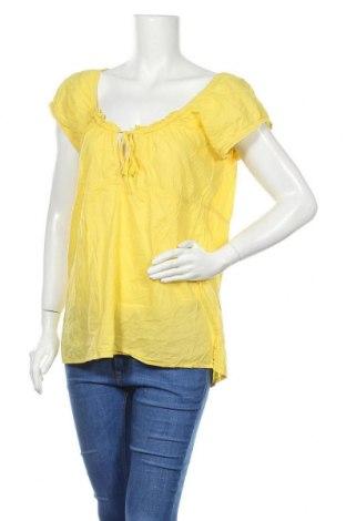 Γυναικεία μπλούζα IX-O, Μέγεθος L, Χρώμα Κίτρινο, 100% βαμβάκι, Τιμή 9,74€