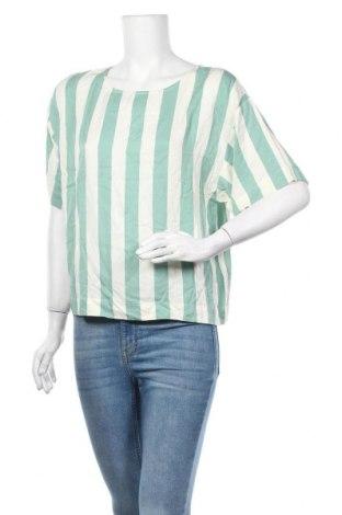 Γυναικεία μπλούζα Ichi, Μέγεθος S, Χρώμα Πράσινο, Βισκόζη, Τιμή 8,18€
