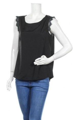 Γυναικεία μπλούζα Ichi, Μέγεθος L, Χρώμα Μαύρο, Πολυεστέρας, Τιμή 11,69€