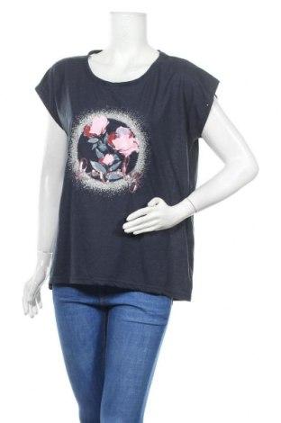 Γυναικεία μπλούζα Infinity Woman, Μέγεθος M, Χρώμα Μπλέ, 65% πολυεστέρας, 35% βισκόζη, Τιμή 11,72€
