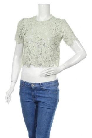Γυναικεία μπλούζα Ivy & Oak, Μέγεθος M, Χρώμα Πράσινο, 75% βαμβάκι, 25% πολυαμίδη, Τιμή 7,27€