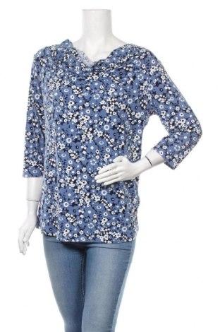 Γυναικεία μπλούζα Iwie, Μέγεθος L, Χρώμα Μπλέ, 95% πολυεστέρας, 5% ελαστάνη, Τιμή 11,11€
