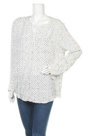 Дамска блуза Jasper Conran, Размер XXL, Цвят Бял, Вискоза, Цена 18,95лв.