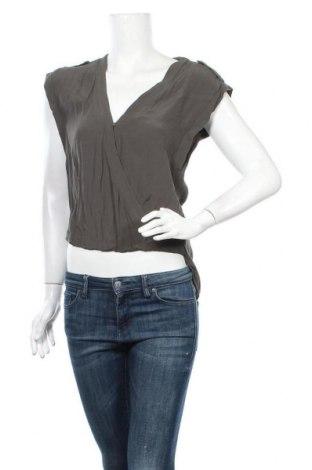 Γυναικεία μπλούζα Jones, Μέγεθος XS, Χρώμα Πράσινο, Βισκόζη, Τιμή 5,91€