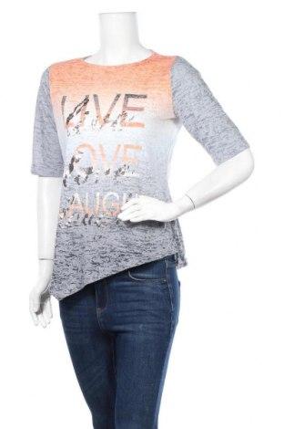 Γυναικεία μπλούζα Kenny S., Μέγεθος M, Χρώμα Πολύχρωμο, 50% βαμβάκι, 50% πολυεστέρας, Τιμή 11,11€