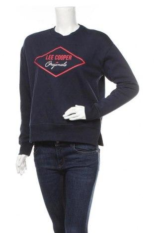 Дамска блуза Lee Cooper, Размер M, Цвят Син, Цена 19,76лв.