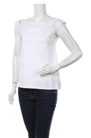 Γυναικεία μπλούζα Loft, Μέγεθος S, Χρώμα Λευκό, 60% βαμβάκι, 40% μοντάλ, Τιμή 19,74€