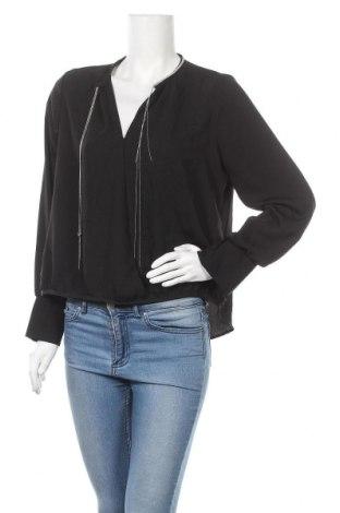 Γυναικεία μπλούζα Lulumary, Μέγεθος M, Χρώμα Μαύρο, Πολυεστέρας, Τιμή 10,23€