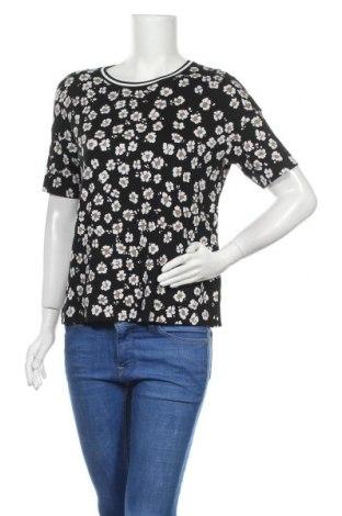 Дамска блуза Marc Cain Sports, Размер S, Цвят Черен, 94% памук, 6% еластан, Цена 41,76лв.