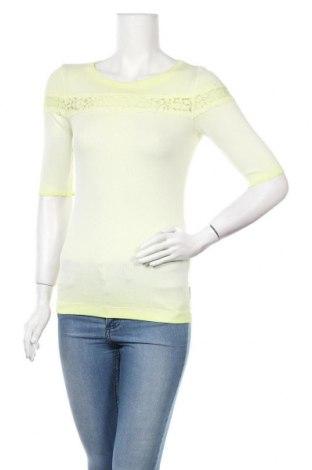 Дамска блуза Marc Cain Sports, Размер XS, Цвят Зелен, 94% памук, 6% еластан, Цена 41,16лв.
