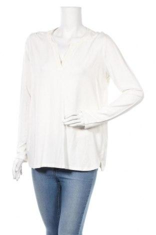 Γυναικεία μπλούζα Margittes, Μέγεθος L, Χρώμα Λευκό, 45% βισκόζη, 45% μοντάλ, 10% ελαστάνη, Τιμή 16,46€