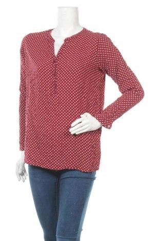 Дамска блуза Mark Adam, Размер L, Цвят Червен, Вискоза, Цена 18,90лв.