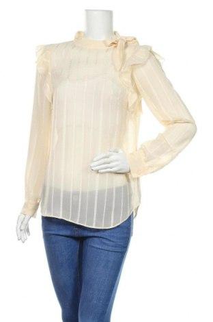 Дамска блуза Max&Co., Размер M, Цвят Бежов, Цена 36,96лв.