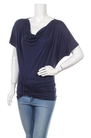 Γυναικεία μπλούζα Max Studio, Μέγεθος XS, Χρώμα Μπλέ, 92% βισκόζη, 8% ελαστάνη, Τιμή 17,96€
