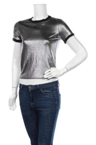 Дамска блуза Maze, Размер S, Цвят Сив, Цена 19,11лв.