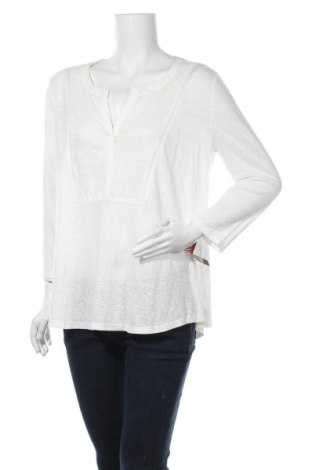 Γυναικεία μπλούζα Merona, Μέγεθος XL, Χρώμα Λευκό, 60% βαμβάκι, 40% πολυεστέρας, Τιμή 13,64€