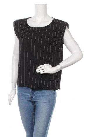 Дамска блуза Minimum, Размер M, Цвят Черен, Полиестер, Цена 19,50лв.