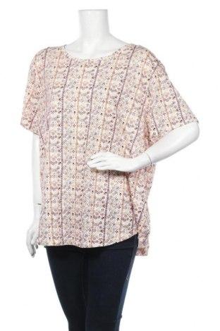 Γυναικεία μπλούζα Mink, Μέγεθος L, Χρώμα Πολύχρωμο, 60% βαμβάκι, 40% μοντάλ, Τιμή 13,64€