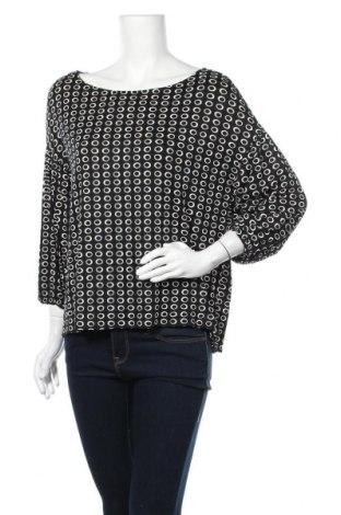 Γυναικεία μπλούζα Monari, Μέγεθος L, Χρώμα Μαύρο, 94% βισκόζη, 6% ελαστάνη, Τιμή 19,74€