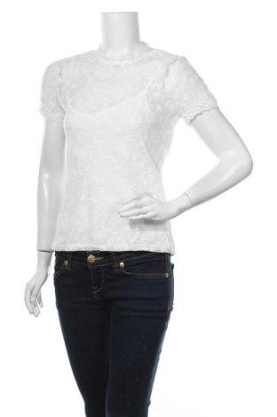 Дамска блуза Morgan De Toi, Размер M, Цвят Бял, 95% вискоза, 5% еластан, Цена 46,50лв.