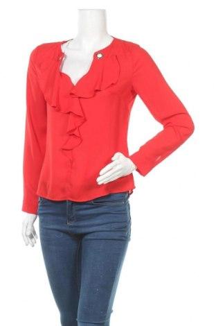 Дамска блуза Morgan De Toi, Размер M, Цвят Червен, Цена 18,90лв.