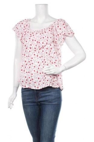 Дамска блуза Multiblu, Размер M, Цвят Бял, Вискоза, Цена 11,81лв.