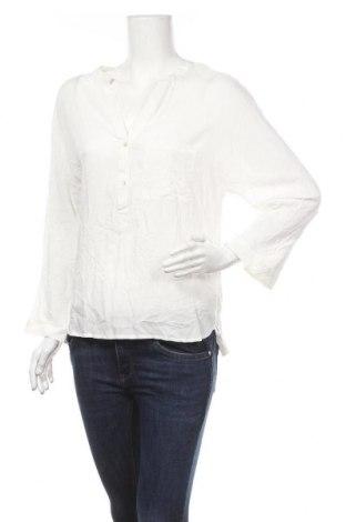 Дамска блуза My Hailys, Размер M, Цвят Бял, Вискоза, Цена 29,40лв.