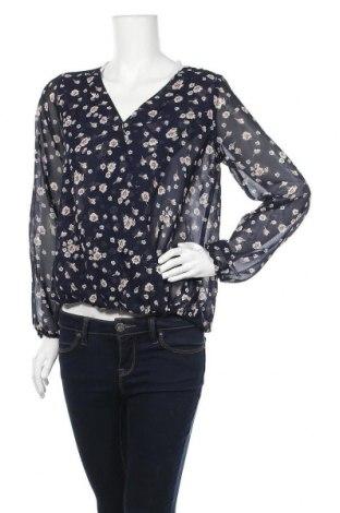 Дамска блуза My Hailys, Размер M, Цвят Син, Полиестер, Цена 16,07лв.