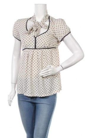 Γυναικεία μπλούζα Nuna Lie, Μέγεθος L, Χρώμα  Μπέζ, Τιμή 10,39€